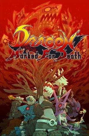 Dragon: Marked for Death cover art