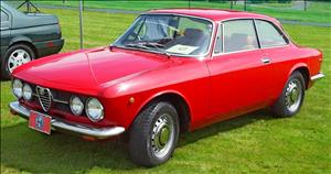 Alfa Romeo 1750/2000 GTV cover art
