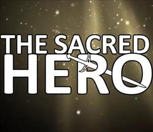 The Sacred Hero cover art
