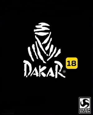 DAKAR 18 cover art