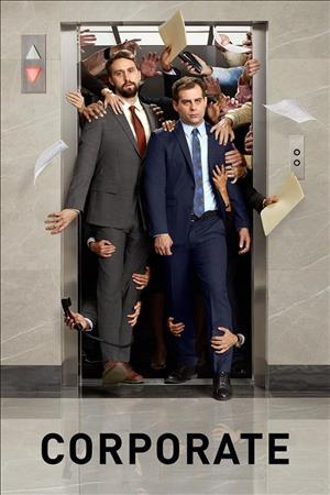 Corporate Season 2 cover art