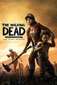 The Walking Dead: The Telltale Series - The Final Season: Episode 4 - Take Us Back cover art