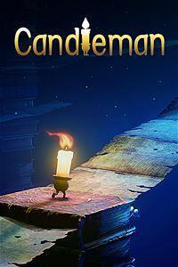 Candleman cover art