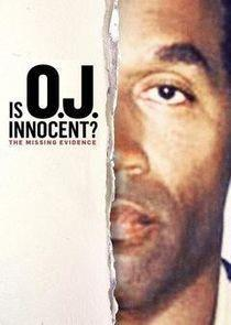 Is OJ Innocent? The Missing Evidence Miniseries cover art