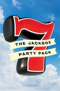 The Jackbox Party Pack 7 cover art