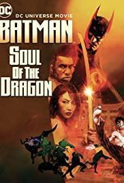 Batman: Soul of the Dragon cover art