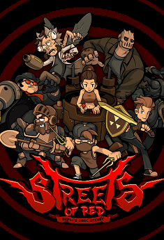 Streets of Red: Devil's Dare Deluxe cover art