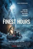 The Finest Hours cover art