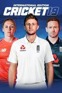 Cricket 19 cover art