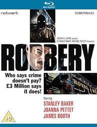 Robbery cover art