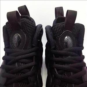 Nike Air Foamposite One cover art