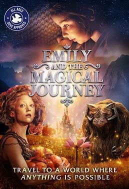 Emily and the Magical Journey cover art
