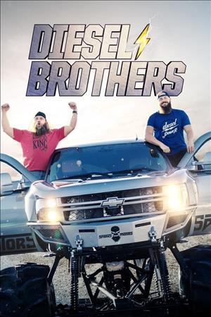 Diesel Brothers Season 5 cover art