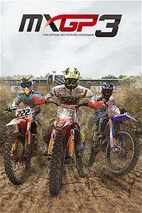 MXGP3 - The Official Motocross Videogame cover art
