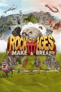 Rock of Ages III: Make & Break cover art