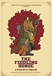 The Fiddling Horse cover art