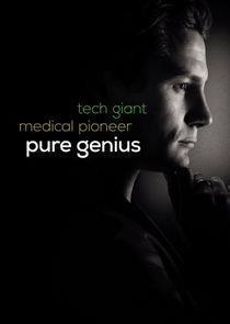 Pure Genius Season 1 cover art