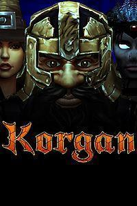 Korgan cover art