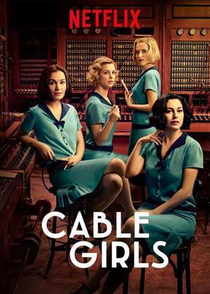 Cable Girls Season 2 cover art