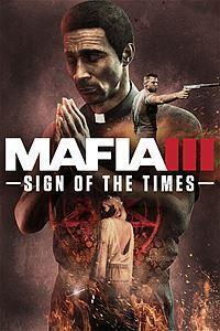 Mafia III - Sign of the Times cover art