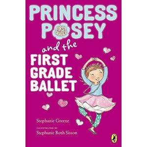 Princess Posey and the First Grade Ballet cover art