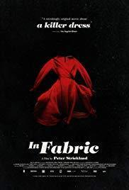 In Fabric cover art