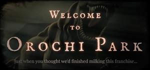 Welcome to Orochi Park cover art