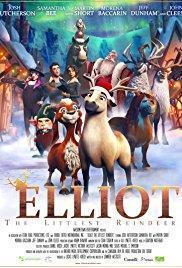 Elliot the Littlest Reindeer cover art