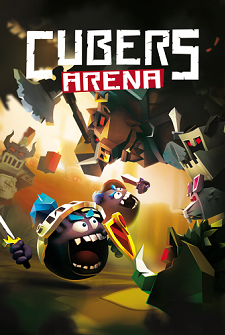 Cubers: Arena cover art