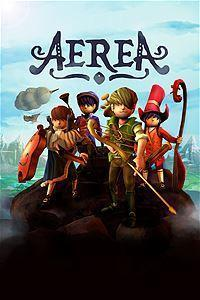 AereA cover art