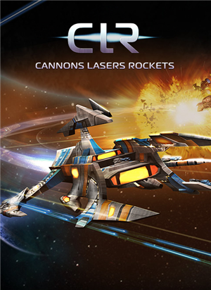 Cannons Lasers Rockets cover art