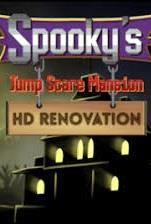 Spooky's Jump Scare Mansion: HD Renovation cover art