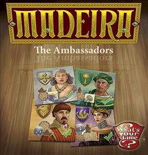 Madeira: The Ambassadors cover art