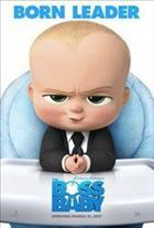 Movie The Boss Baby  Cinema cover art