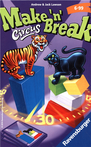 Make 'n' Break Circus cover art