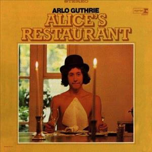 Alice's Restaurant cover art