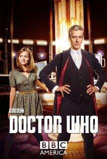 Doctor Who Season 8 cover art
