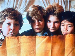 Untitled Goonies Reboot cover art