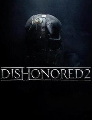 Dishonored 2 cover art