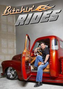 Bitchin' Rides Season 3 cover art