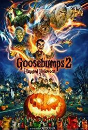 Goosebumps 2: Haunted Halloween cover art