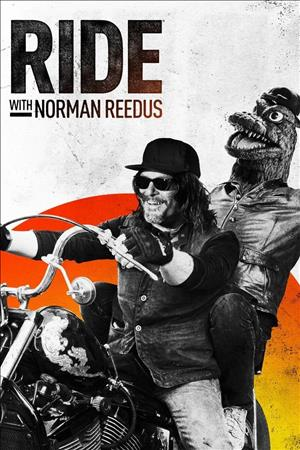 Ride with Norman Reedus Season 5 cover art