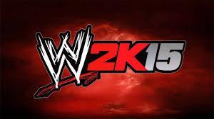 WWE 2K15 cover art