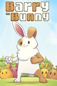 Barry the Bunny cover art