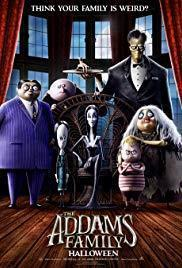 The Addams Family cover art