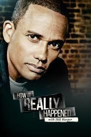 How It Really Happened with Hill Harper Season 5 cover art