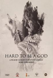 Hard to Be a God cover art