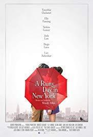 A Rainy Day in New York cover art