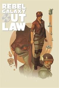 Rebel Galaxy Outlaw cover art