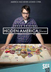 Hidden America with Jonah Ray Season 2 cover art